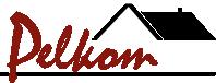 Nieruchomości Pelkom Logo